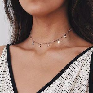 Jewelry - NEW. Delicate star choker.